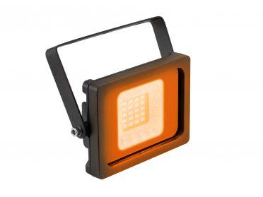 Kültéri LED reflektor narancs EUROLITE LED IP FL-10 SMD orange