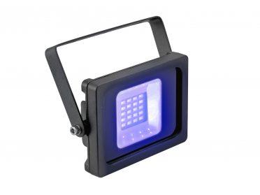 Kültéri LED reflektor UV EUROLITE LED IP FL-10 SMD UV